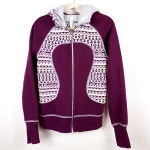 Lululemon Special Edition Scuba Style Jacket